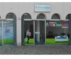 Illustration de l'article Créer sa société en famille : 4 proches ouvrent leur agence Free Dom à Elancourt