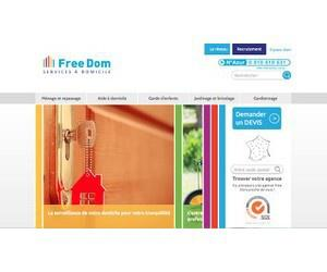 Illustration de l'article Lancement du nouveau site de Free Dom pour la rentrée