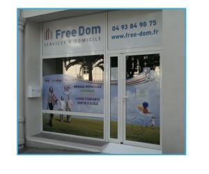 Illustration de l'article Le réseau Free Dom arrive à Nice dans les Alpes maritimes