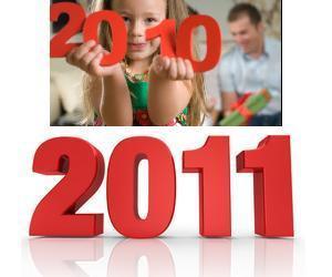 Illustration de l'article Bilan 2010 et Voeux pour 2011