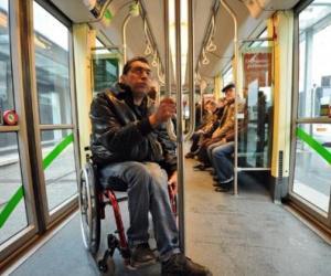 Illustration de l'article À Lyon, le transport des personnes handicapées s'accompagne
