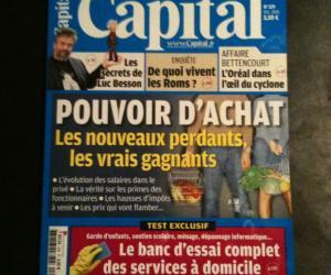 Illustration de l'article Le magazine Capital a testé des entreprises de ménage