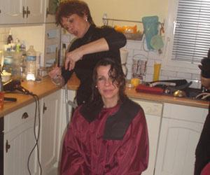 Illustration de l'article La coiffure à domicile