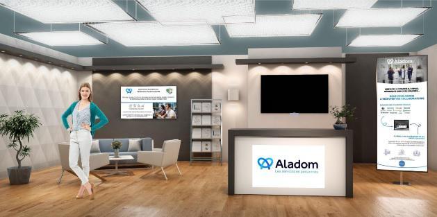 Illustration de l'article Aladom participera pour la 14ème fois au salon des services à la personne… mais de façon virtuelle