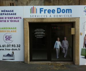 Illustration de l'article Free Dom ouvre une nouvelle agence à Aix-en-Provence