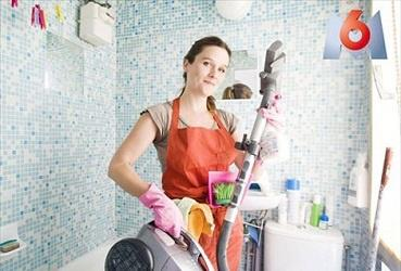 Illustration de l'article Zita dans la peau d'une femme de ménage