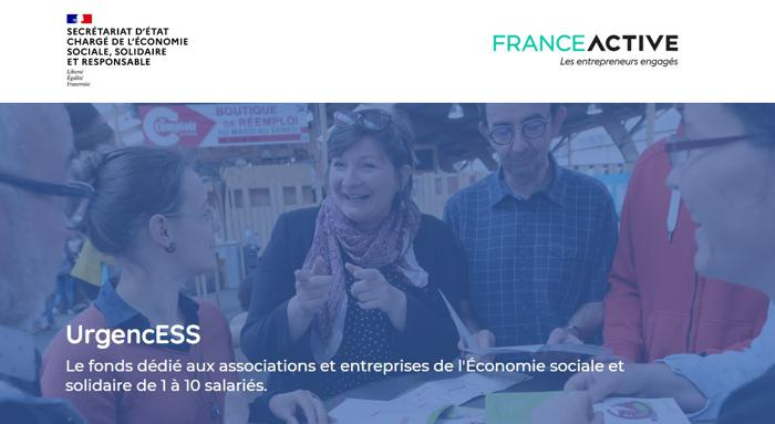 Illustration de l'article UrgencESS : un fonds de 30 millions pour les structures de l'ESS