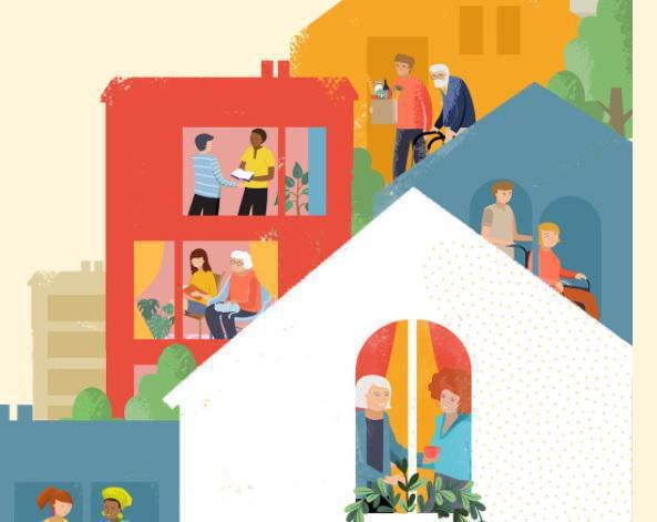 Illustration de l'article Les CAF et l'assurance retraite lancent un service de cohabitation intergénérationnelle