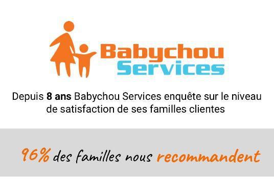 Illustration de l'article 96% des clients de Babychou Services recommandent le réseau