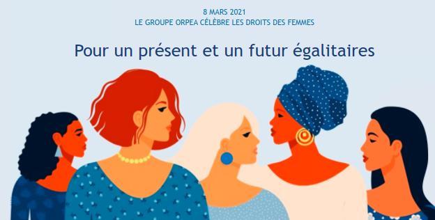 Illustration de l'article Le Groupe ORPEA célèbre la Journée internationale des droits des femmes