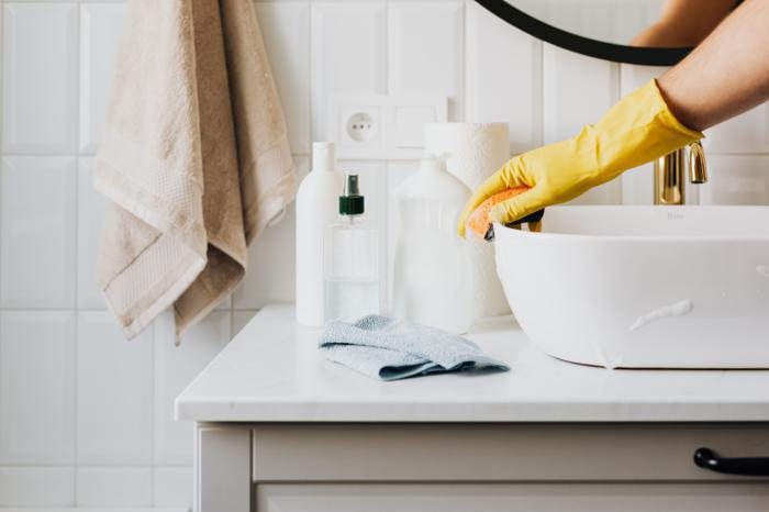 Illustration de l'article Une aide-ménagère pour l'entretien de votre logement