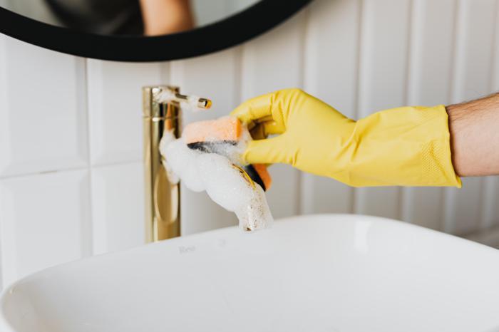 Illustration de l'article Trouver une femme de ménage via une entreprise prestataire