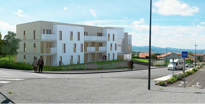 Illustration de l'article La MAUGAGNADE, une nouvelle résidence pour les seniors à Lempdes