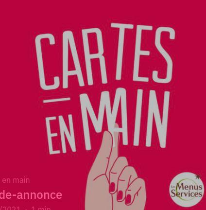 Illustration de l'article Les Menus Services lancent un podcast avec des solutions pour les publics fragiles