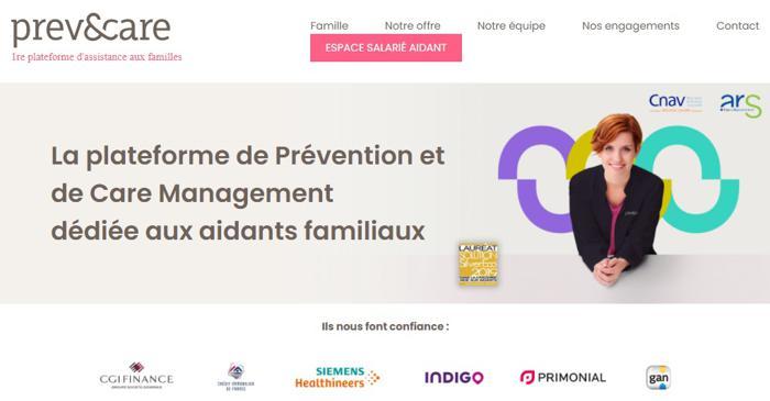 Illustration de l'article Prev&Care lève 1 million d'euros pour accélérer sa croissance