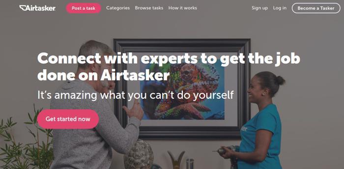 Illustration de l'article Airtasker rachète l'américain Zaarly