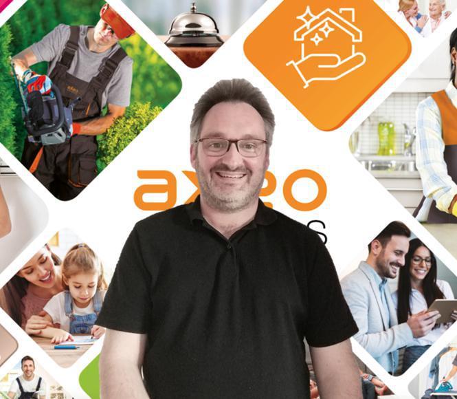 Illustration de l'article Un nouveau franchisé AXEO Services à Chambéry