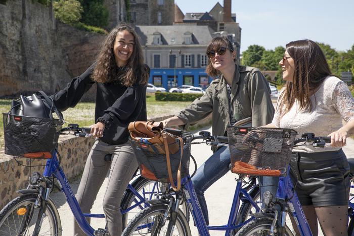 Illustration de l'article Le Groupe Oui Care met à disposition de ses collaborateurs une flotte de vélos électriques
