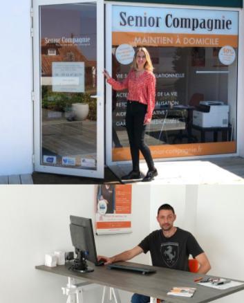 Illustration de l'article Senior Compagnie ouvre deux nouvelles agences à Biarritz et Romans-sur-Isère