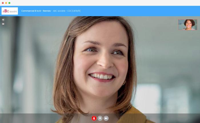 Illustration de l'article TalentDetection permet de faire des entretiens d'embauche en visio