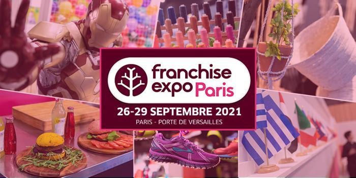 Illustration de l'article Le salon Franchise Expo se tiendra du 26 au 29 septembre 2021