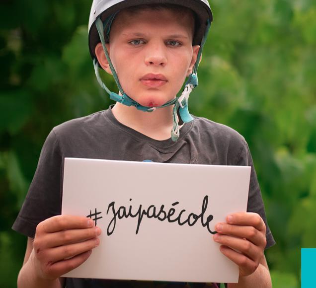 Illustration de l'article 68% des Français pensent que la prise en charge scolaire des enfants handicapés n'est pas satisfaisante