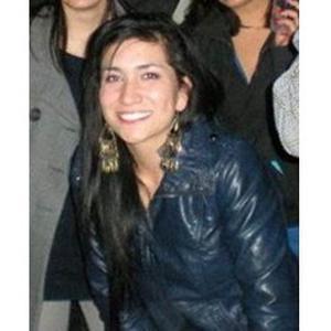 Photo de Lucía