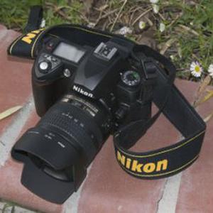 Photographe amateur sur Thonon-les-Bains