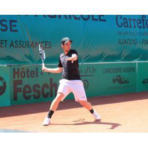 Cours Particuliers de Tennis pour tous sur Ajaccio
