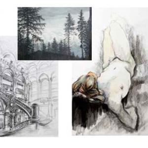 Cours de dessin et Peinture- Adultes, Ado, Enfants sur Paris 14e