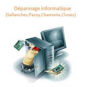 Dépannage informatique (ordinateur) sur Sallanches