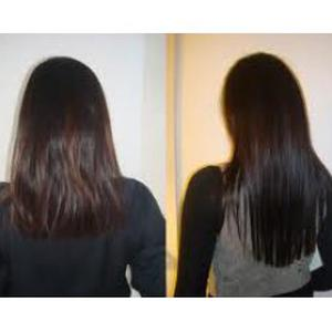 Coiffeuse pose d' extentions et de tissage sur Paris 20e