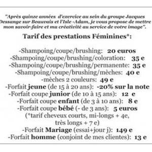 Les ciseaux de Delphine sur Frocourt