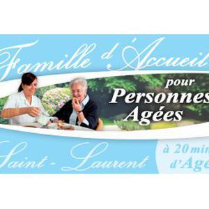 Famille D'accueil Agréée sur Saint-Laurent
