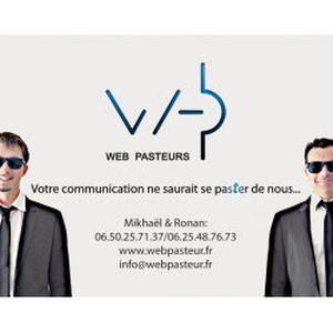 Création de sites, de logos, d'identités visuelles, etc.