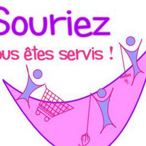 Photo de Souriez, vous êtes servis !