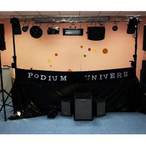 Photo de Podium Univers