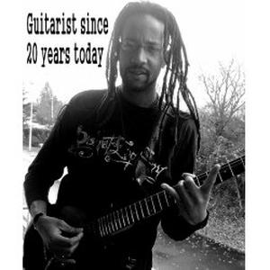 Professeur de guitare