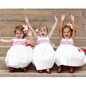 Baby-sitting et animation pour enfants lors de mariages