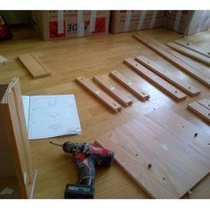 Petits travaux bricolage / manutention