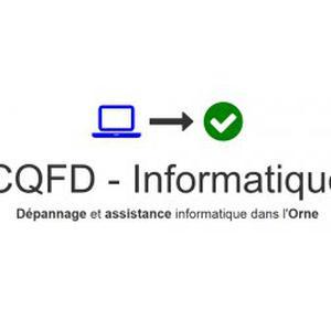 Dépannage informatique à domicile dans l'Orne