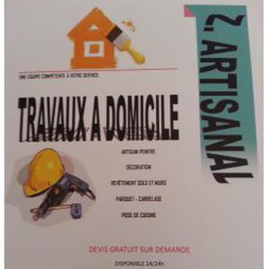 TRAVAUX A DOMICILE ILE DE FRANCE