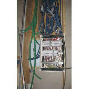 Electricien batiment ou industriel