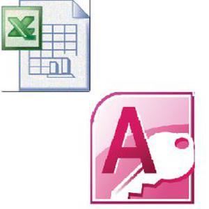 Réalisations des applications Excel et Access