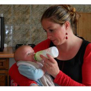 Jeanne, assistante maternelle agréée
