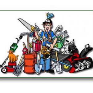 Homme toutes mains : bricolage, jardinage, entretien