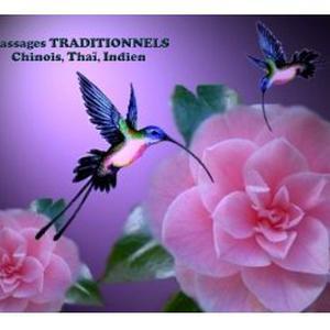 Massages Chinois, Thailandais, indien