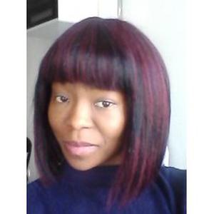 tissage et coiffure africaine