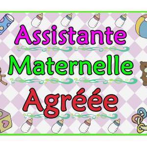 Assistante maternelle agréée garde enfants de 0 à 3 ans