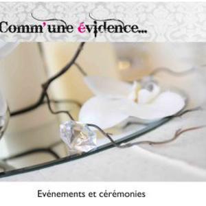 Organisation événements/mariages/cérémonies